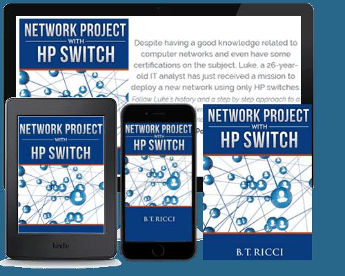HP Switch Book